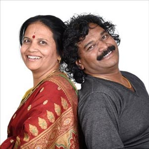 Suman and Anand
